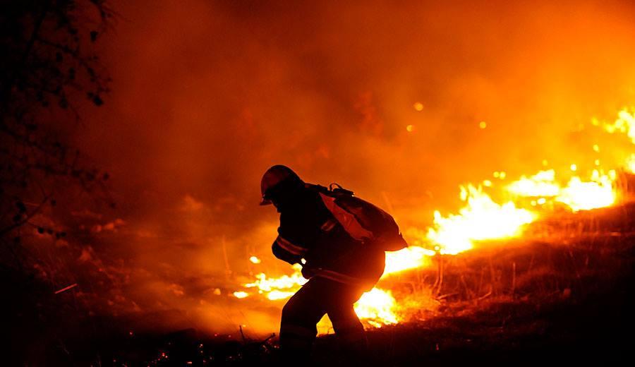 Požar na Gornjoj bujštini – Završje