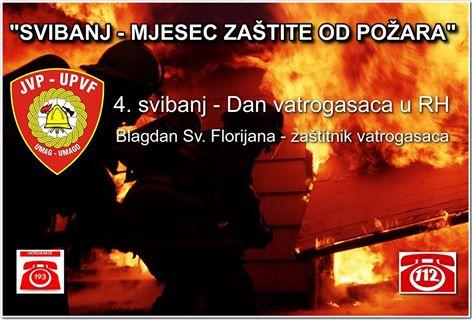 Obilježavanje dana vatrogasaca u istarskoj županiji – 30.04.2016.