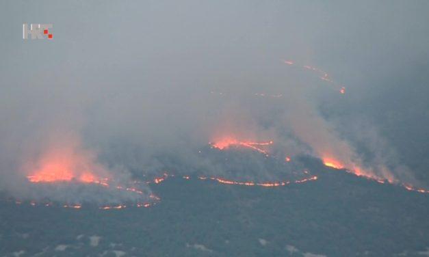 Požari diljem Hrvatske – 28.07.2016.