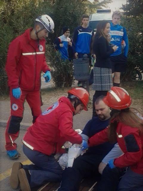 Vježba evakuacije u Aminess hotelu Maestral – 14.02.2017