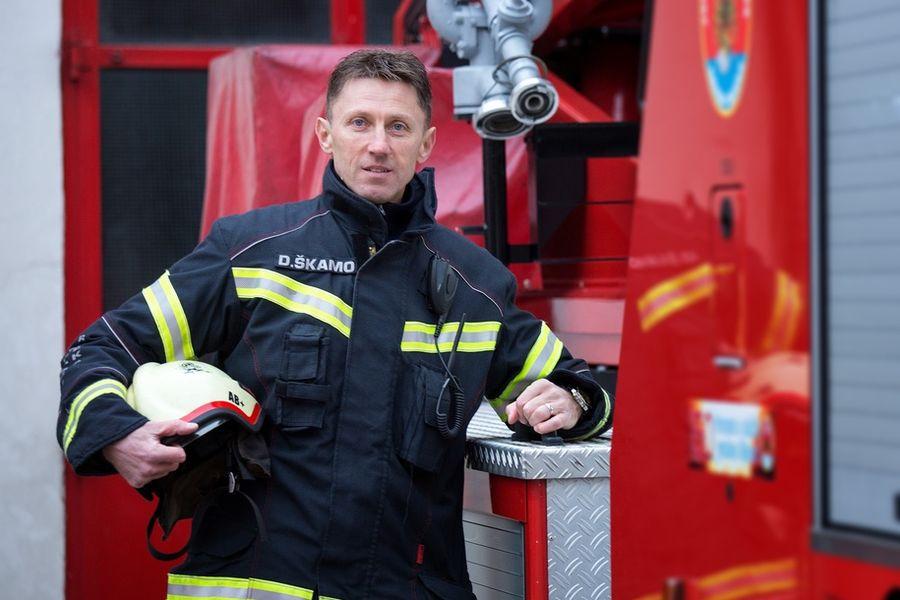 PONOS HRVATSKE 2018 – Riječki vatrogasac Dino Škamo 👏