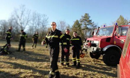 12.03.2019. Oršići-Šterna-Požar trave i niskog raslinja