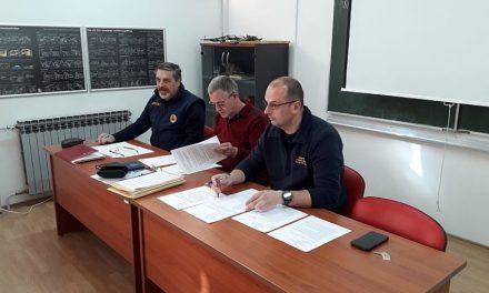 Koordinacija Stožera civilne zaštite Bujštine