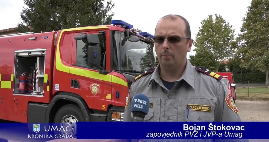 Kronika Grada Umaga – JVP UMAG