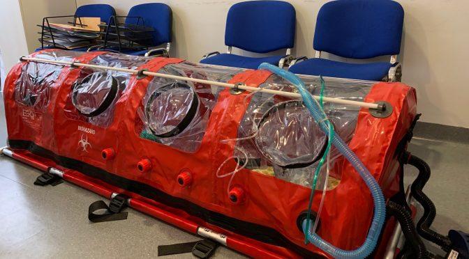 Grad Umag nabavio novi dodatni respirator i Bio bag