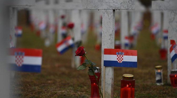 1991-2020💕 Dan sjećanja na žrtve Domovinskog rata i Dan sjećanja na žrtvu Vukovara i Škabrnje