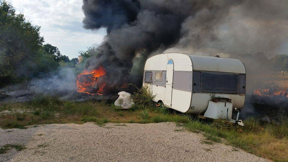 Požar kod Babića – 26.07.2016.
