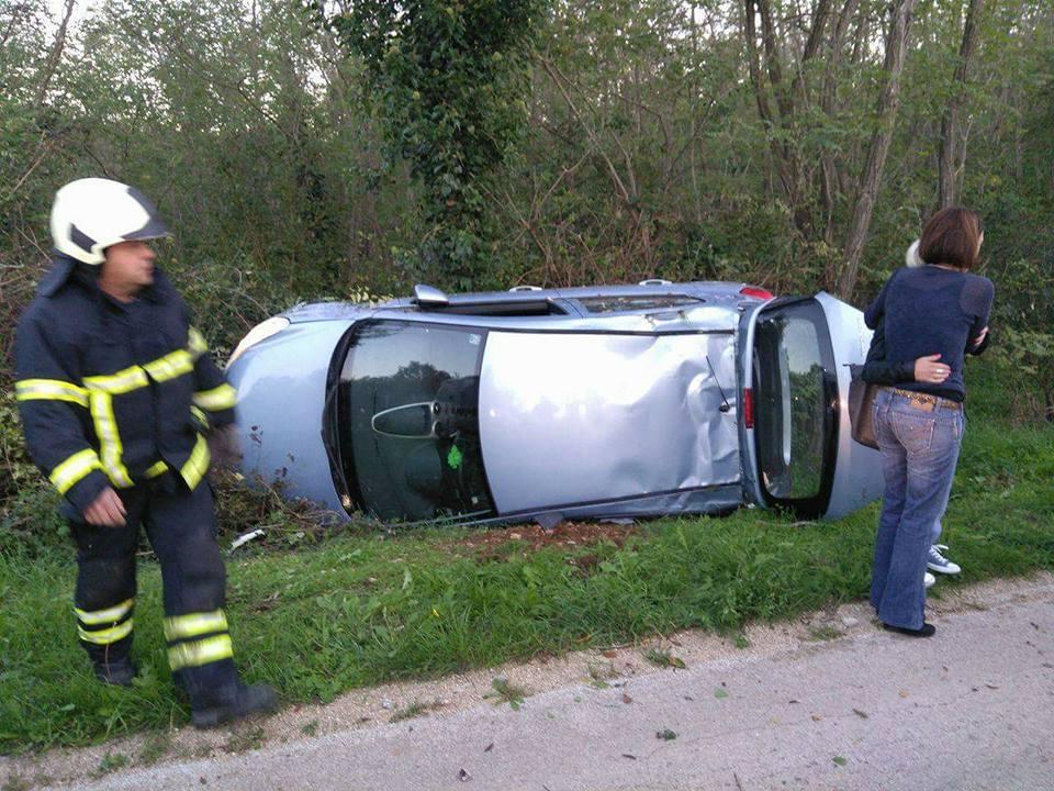 Prometna nesreća Bužinija