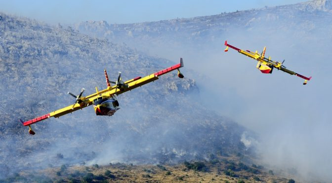 Vlada donijela Program aktivnosti u provedbi posebnih mjera zaštite od požara od interesa za Republiku Hrvatsku u 2020. godini