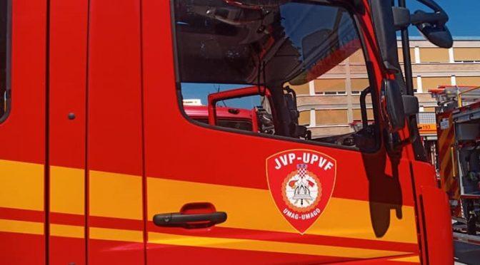 Novo vatrogasno vozilo na putu za Umag 🚒